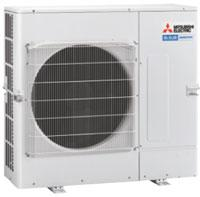 Mitsubishi Electric PUHZ-P100YKA.TH-ER